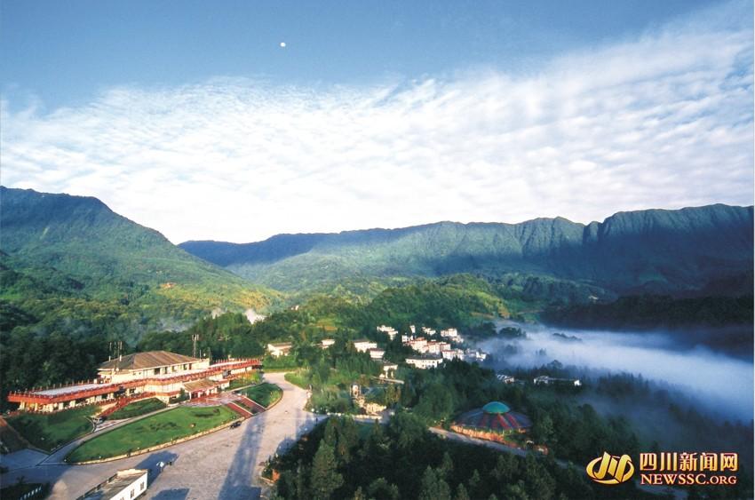 从广安到碧峰峡自驾旅游走那条路线较近